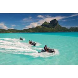 Balade en Jet ski à Bora Bora