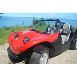 Rent an F440 Roadster in Moorea