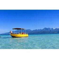Réservez votre excursion en bateau à Teahupoo