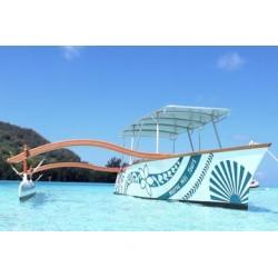Moorea Lagoon Snorkeling Cruise