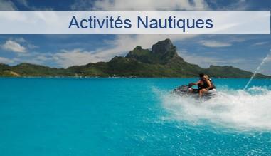 Activités Nautiques en Polynésie Française