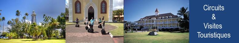 Circuits et visites touristiques en Polynésie Française