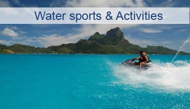 French polynesia Water sports
